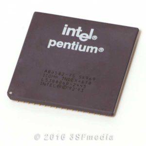 Vintage CPU